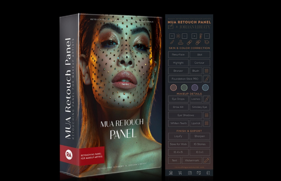 Retouch Panel