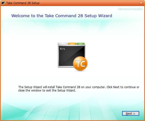 JP Software Take Command